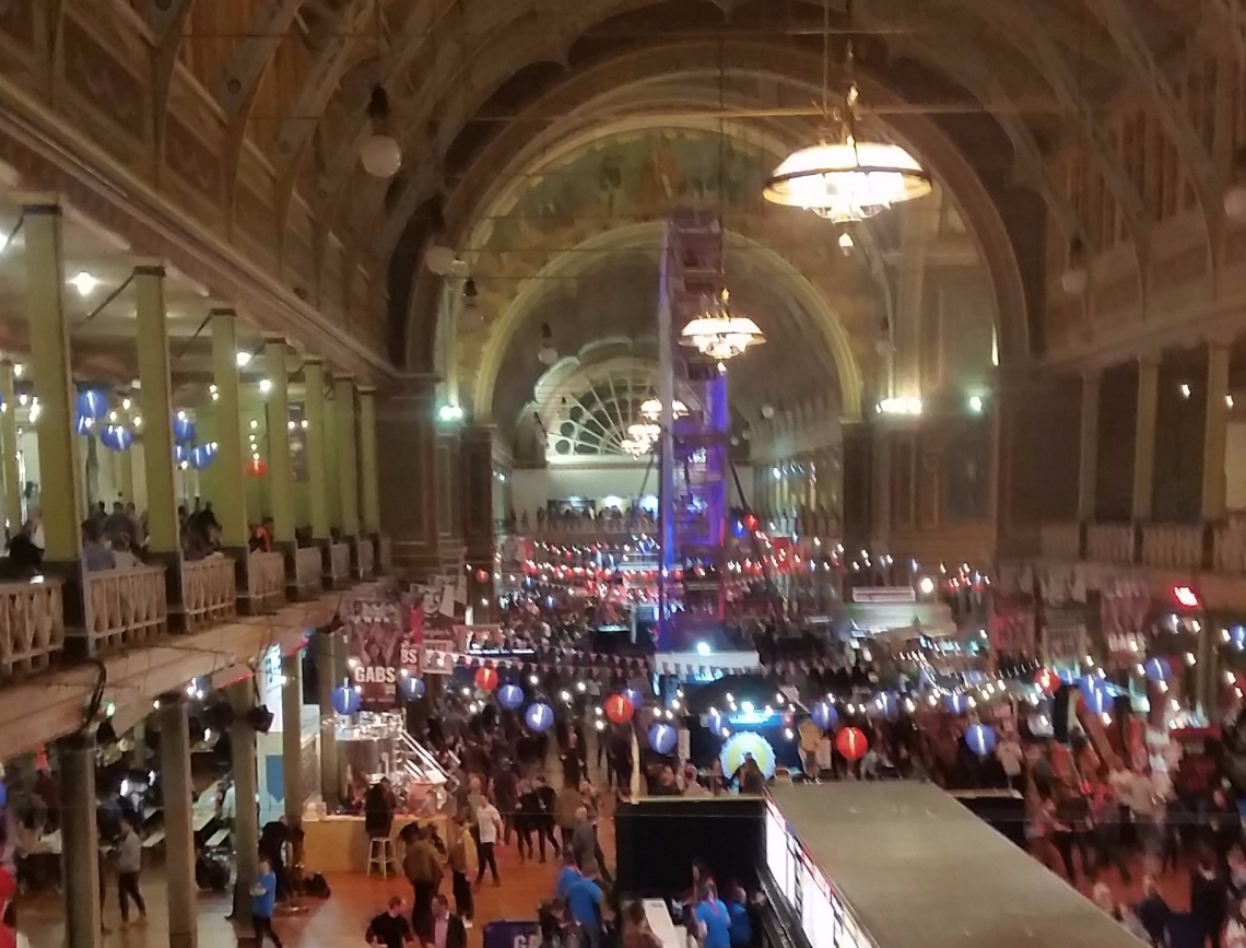 GABS at the Royal Exhibition Building
