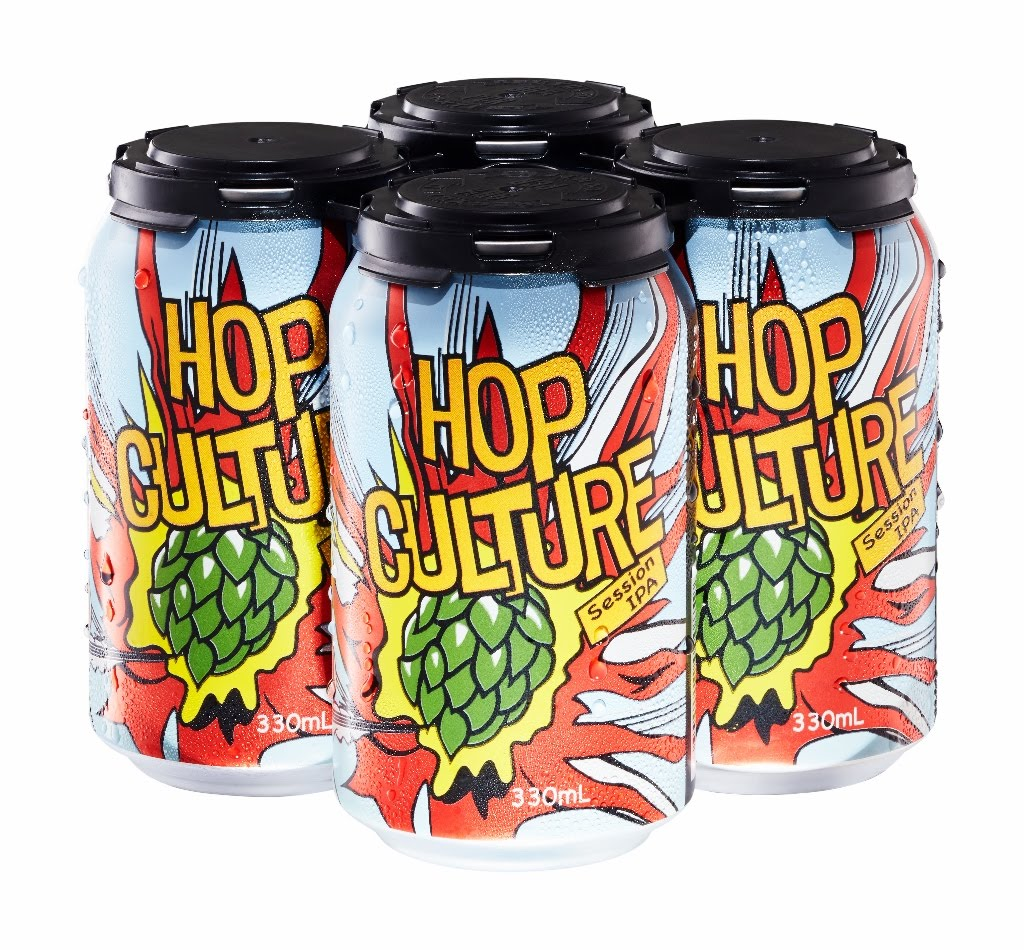 Hop culture session IPA